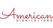 Americansignletters.com Promo Codes