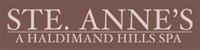 Ste. Anne's Spa Coupons