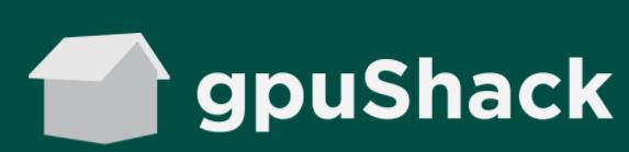 gpuShack Coupons