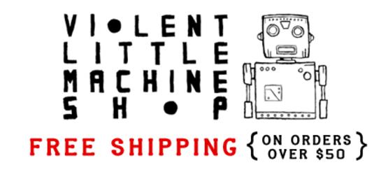 Violent Little Machine Shop Coupons