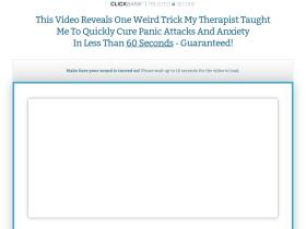 60secondpanicsolution Promo Codes