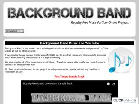 Backgroundband Promo Codes