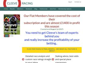 Cleeveracing Promo Codes