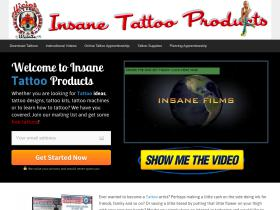 Crazy-tattoo-designs Promo Codes