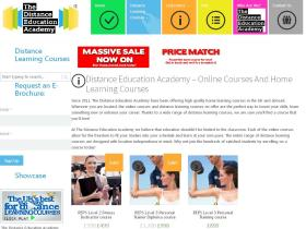 Distance-education-academy Promo Codes
