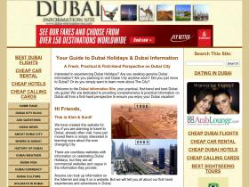 Dubai-information-site Promo Codes