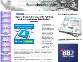 From-sketch-to-oil-painting Promo Codes