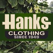 Hanks Clothing Promo Codes