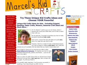 Marcels-kid-crafts Promo Codes
