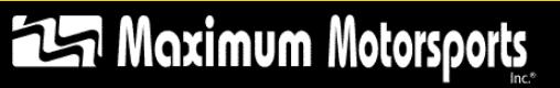 Maximum Motorsports Coupons