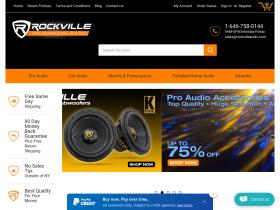 Rockvilleaudio.com Promo Codes