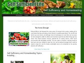 Self-sufficient-life Promo Codes