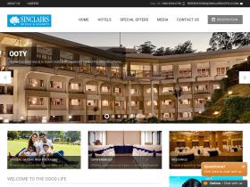 sinclairshotels.com