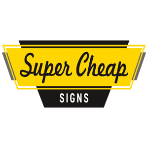 Super Cheap Signs Promo Codes