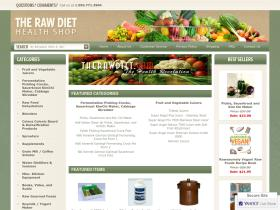 The Raw Diet Health Shop Promo Codes
