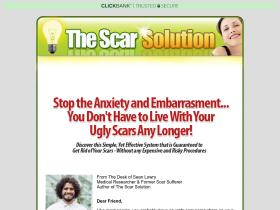 Thescarsolution.com Promo Codes