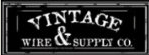 Vintage Wire & Supply Promo Codes