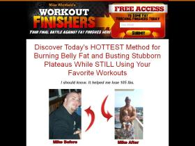 Workoutfinishers Promo Codes