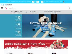 Yescustom.com Promo Codes